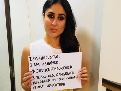 I also love Kareena, but for a reason