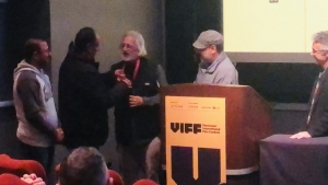 IAPI honours Anand Patwardhan at VIFF