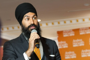Stop blaming Jagmeet Singh for Air India bombings
