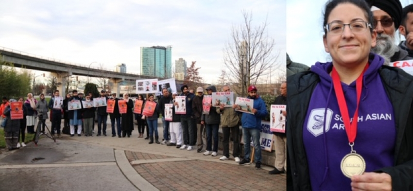 IAPI holds rally against CAA in Surrey