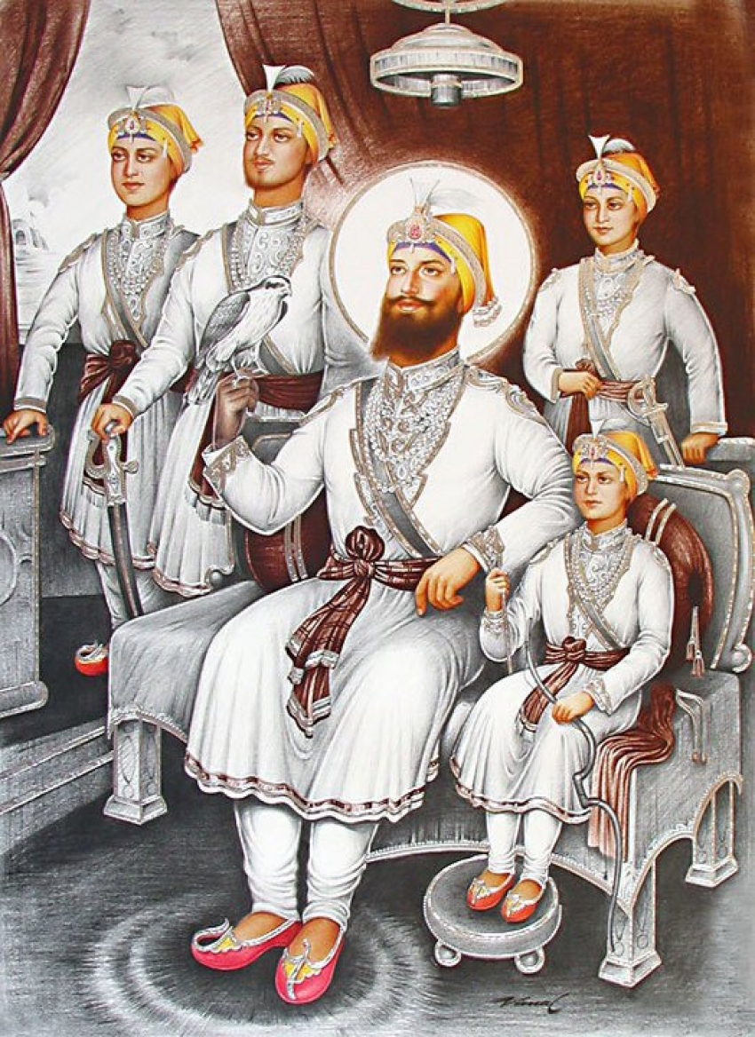 Sikh history of the month of December - Lest We Forget