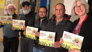 Calendar dedicated to Jallianwala Bagh massacre centenary released in Canada