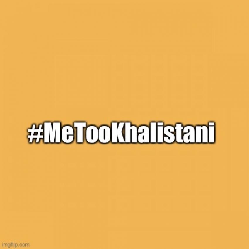 Me Too Khalistani