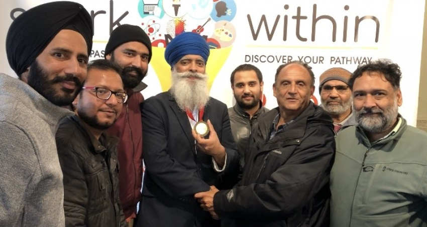 IAPI honours Ravi Singh for standing up for human rights and needy