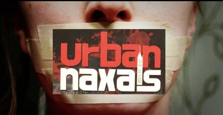 On the 'Urban Maoists'