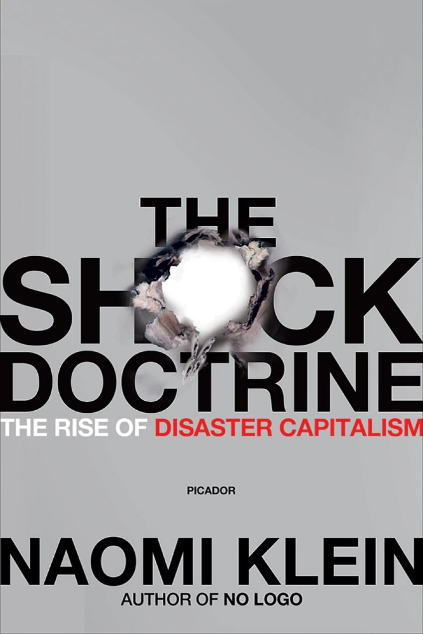 Everyone should pick up The Shock Doctrine on World Book Day