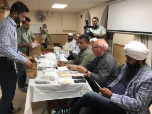 Emergency meeting on Kashmir held in Surrey