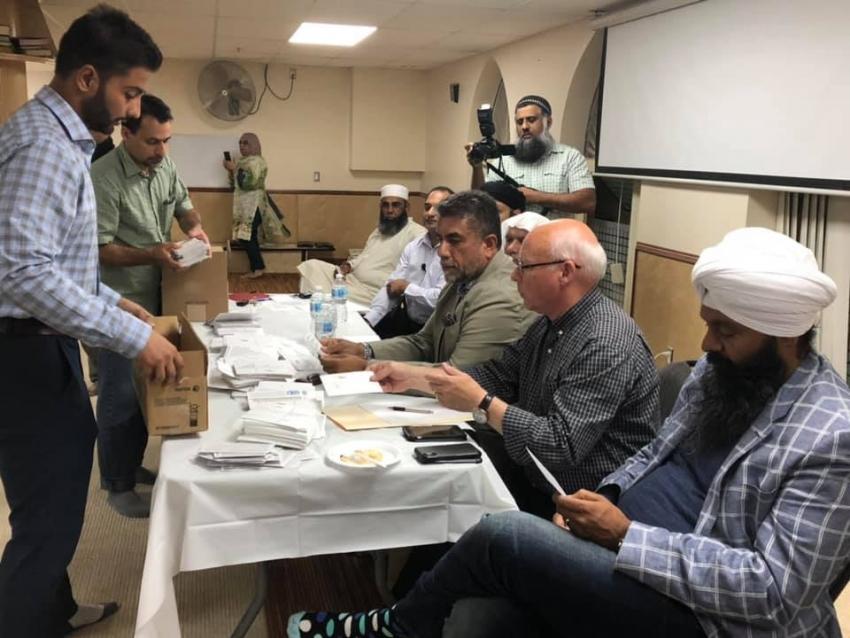 Emergency meeting on Kashmir held in Surrey
