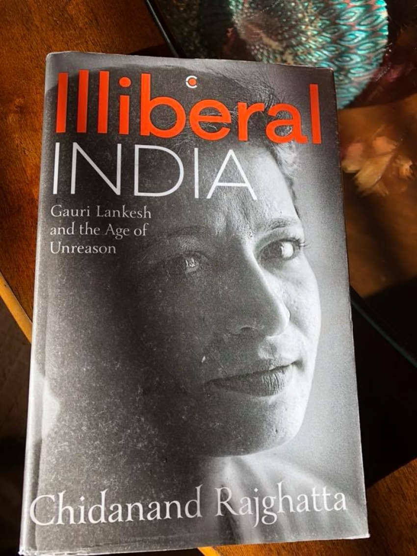 This book on Gauri Lankesh shows the illiberal side of India