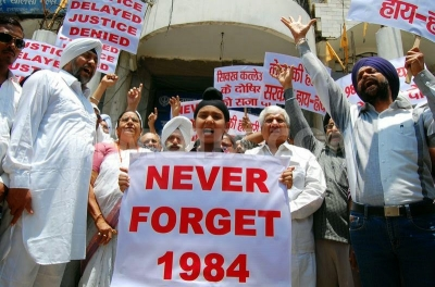 Challenging misinformation about 1984 Sikh massacre with simple facts