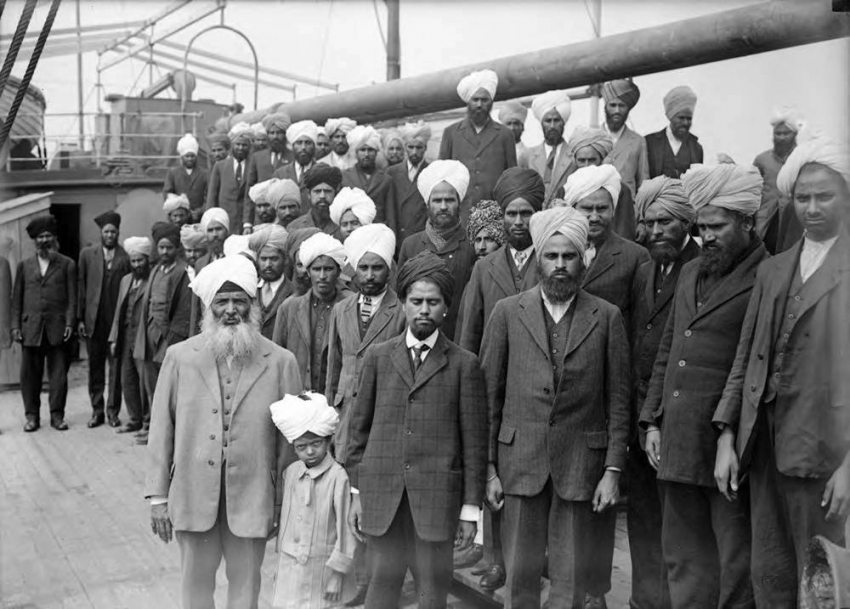We must wake up to parallels between Komagata Maru and repression of Rohingyas