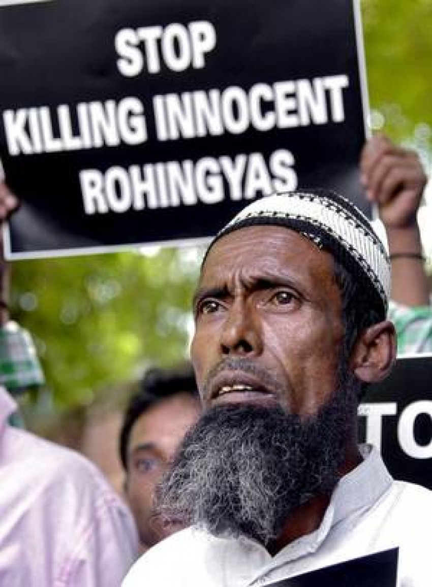 India must open doors to Rohingya Muslims if Narendra Modi wants to prove opponents wrong