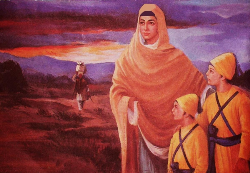 Sacrifices of Mother and Young Sons of Guru Gobind Singh Very Relevant Today