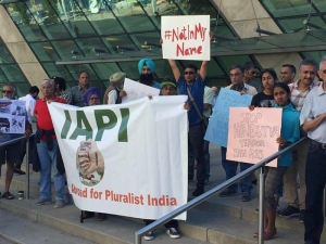 IAPI honoured for standing up against repression