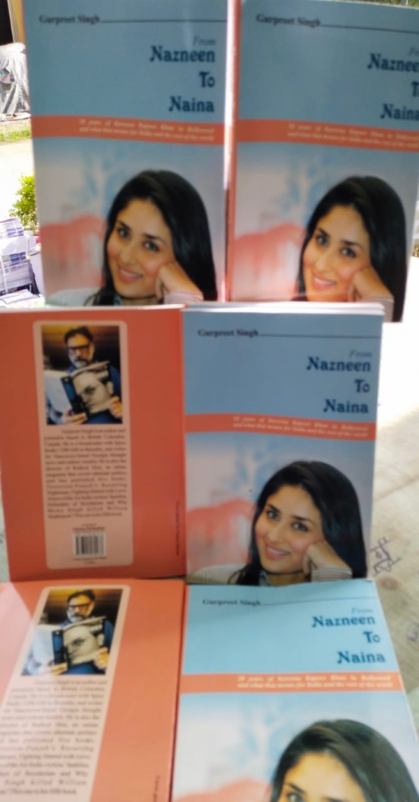 Book on Bebo to be launched on her birthday
