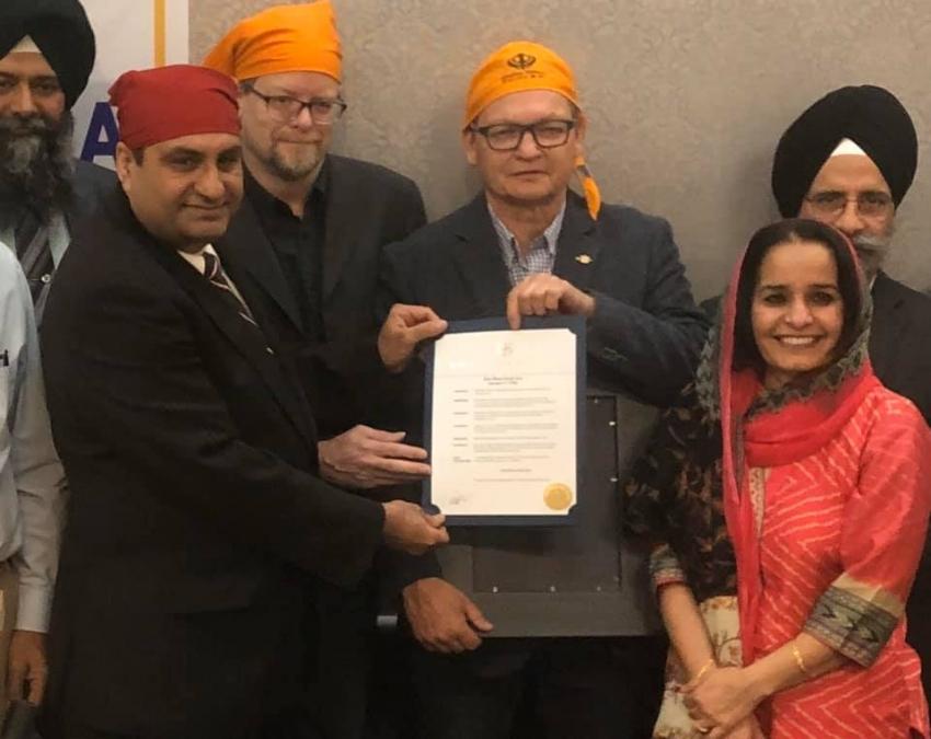 Mewa Singh Day proclamation denied to Desh Bhagat Yaadgaar Hall for hosting BJP leaders