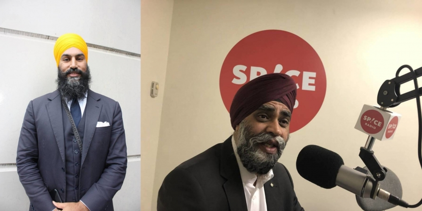Six turbaned Sikh MPs elected in Canada